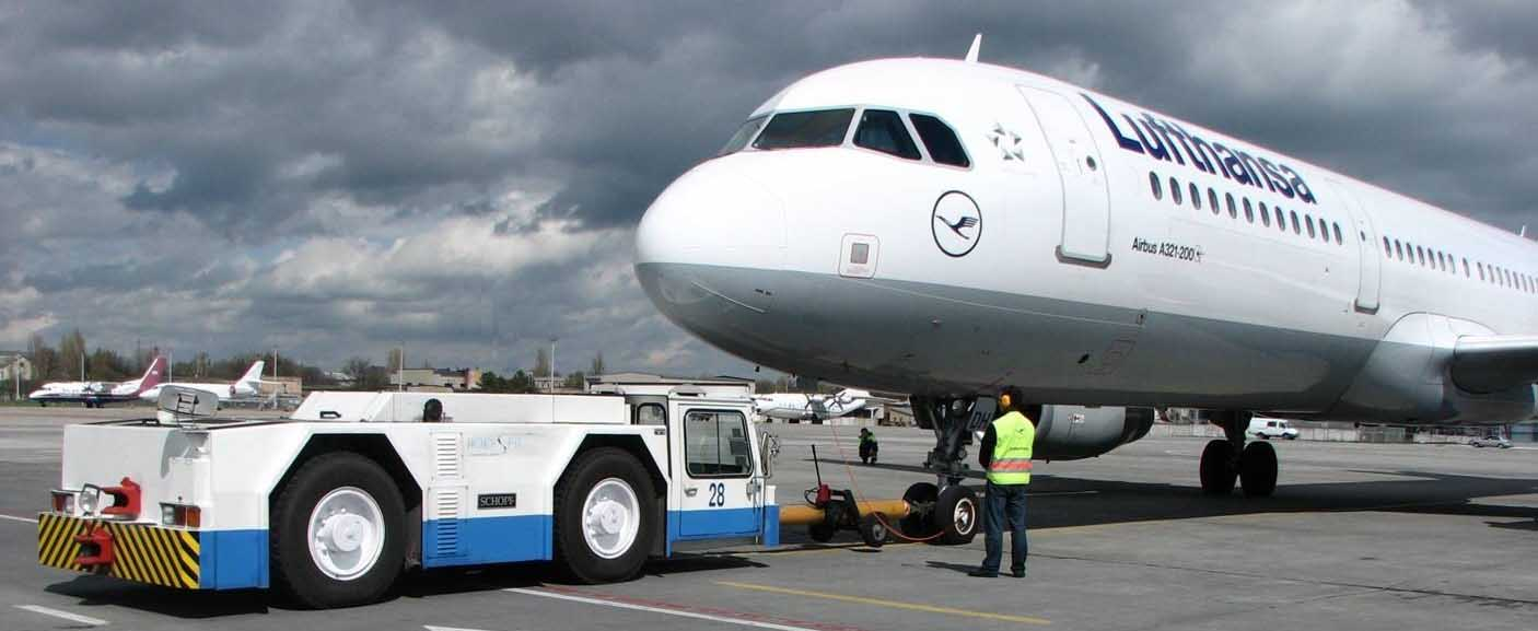 Ground handling 0
